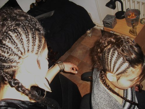 tresses africaines : articles tresses africaines, photos tresses